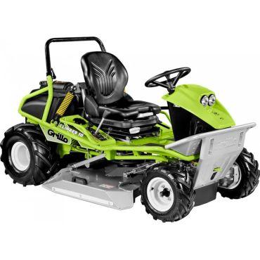 Tractoras hidrostatic de tocat Grillo CLIMBER 10 AWD 27