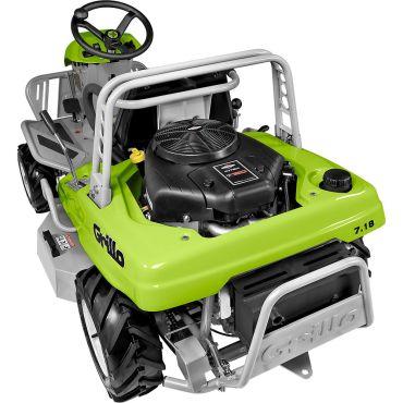 Tractoras hidrostatic de tocat Grillo CLIMBER 7.18